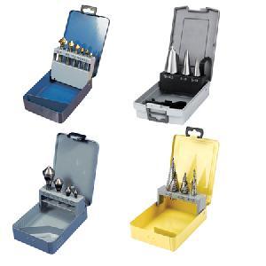 hss hole cutter countersink deburring tools step drills