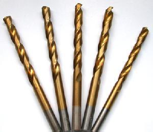 hss tin twist drill bits din338 din1897 din340