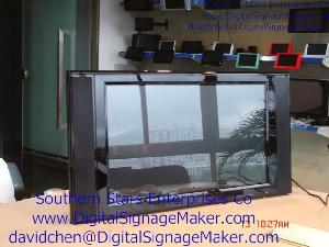 32 pop lcd store display corporate promotional gift ce f