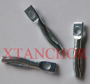 tie wire split drive anchor flat head