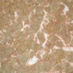 marble tile orange