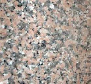 rosso porrino granite tile