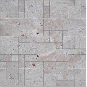 stone mosaic cube tile dx0903