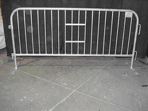 pedestrian barriers steel barricades manufacturing