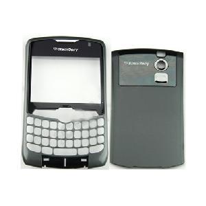 blackberry curve 8330 titanium faceplate