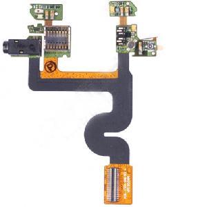 blackberry curve 8900 headphone jack camera flex cable