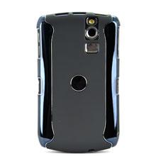 spare detachable plastic case titanium plated blackberry curve 8300 8310 8320