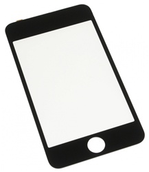touch front panel digitizer ipod spare wholesale