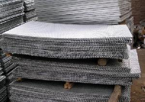 construction mesh expanded metal 1m 2 5m