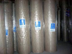galvanized 1 4 weld mesh