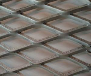 unflattend construction mesh expanded metal sheet
