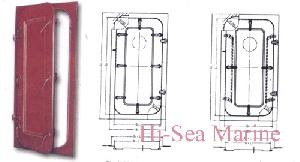 hs03 a02 marine steel door