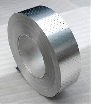 perforated aluminium strip ppr pipe