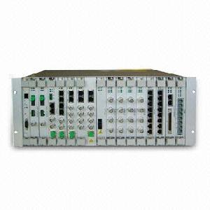 128 channels multi video optical transmission
