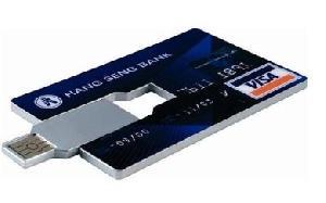 credit card usb flash drive bsu080c