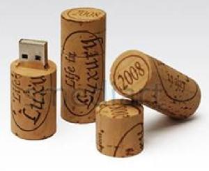 usb flash drive wine stopper