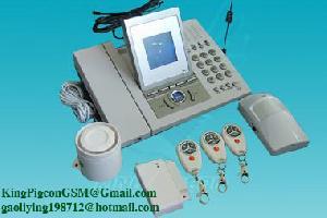 gsm alarm microphone speaker s3524a