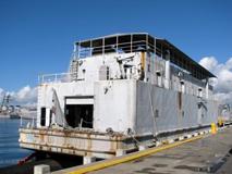 151 ft puget sound b d ex yrdm 7 workshop machinery barge stock 2027 2