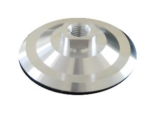aluminum holder polishing pads