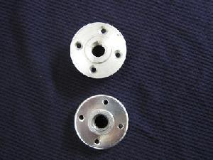 flush mount adapter aluminum brass