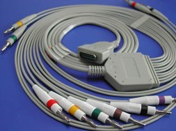 ge electrocardiography cables
