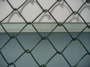 chain link fence netting mesh diamond