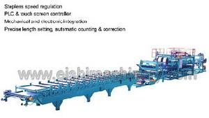Eps Machine Eps / Rock Wool Sandwich Panel Production Line