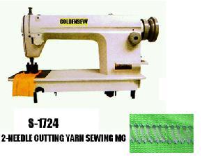 cutting yarn sewing machine