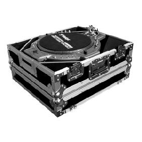 flight cases rack turnable case vestax qfo turntable mixer