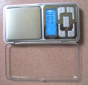 electronic precision pocket scale 600g 0 01g