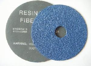 aluminum oxide fiber discs