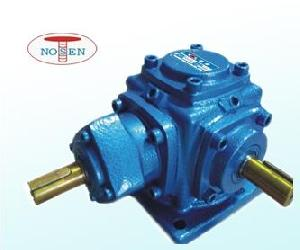 right angle 90 degree spiral bevel gearbox 1