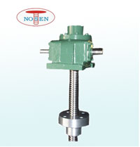 rotating screw actuators jack