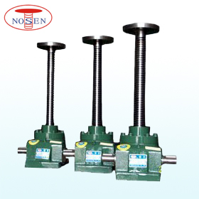 worm gear mechanical actuators
