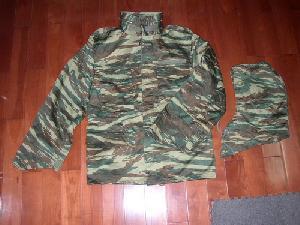 military anti irradiation irr camouflage m65 jacket parka combat flight