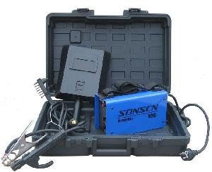 dc stick welder mma welding machine arc inverter zx7 100