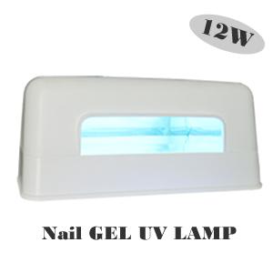 12 w ultraviolet nail gel uv lamp ks nd005