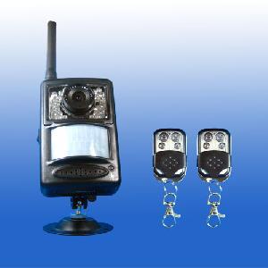 camera alarm system home shop warehouse