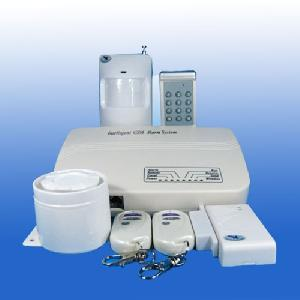 home alarm system wavecom gsm module