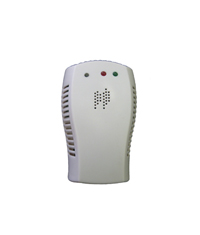 wireless co sensor fire home security