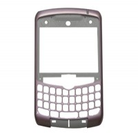 8300 cell phone front housing lens pink