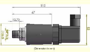 lg1600t pressure transducer sensor