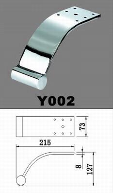 sofa leg y002
