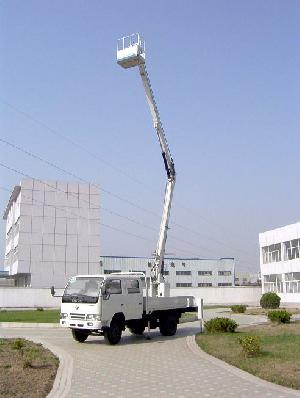 jq5050jkg 14 aerial platform truck