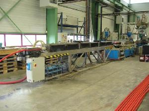amut itib pipe corrugating machine