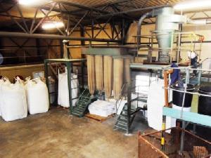 recycling plant window profiles