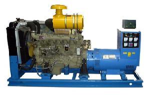 open diesel generator