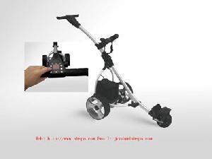 601g digital amazing electrical golf cart