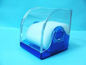 plastic watch box transparent