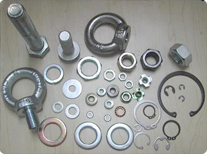 hex bolts nuts fasteners hardware